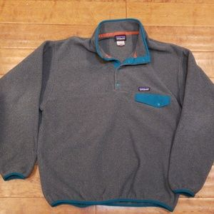 Patagonia Synchilla Snap T XL Mens Fleece